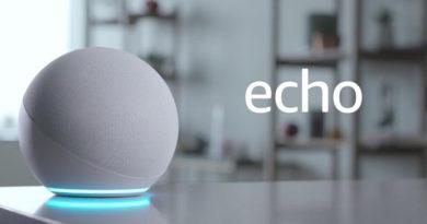 Echo Dot (4. belaunaldia), bozgorailu adimenduna
