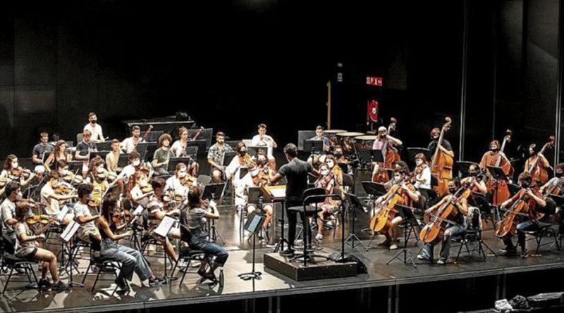 Euskal Herriko Gazte Orkestrak Mozart eta Brahms elkartuko ditu Principal Antzokian
